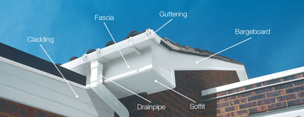 barge boards, fascias & soffits