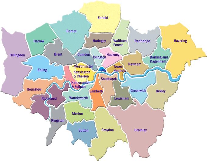 gutter services London