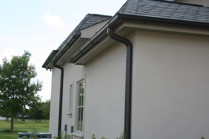 Can You Paint Gutters And Downspouts