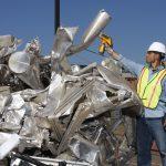 Aluminium guttering