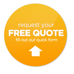 quote button in orange colour