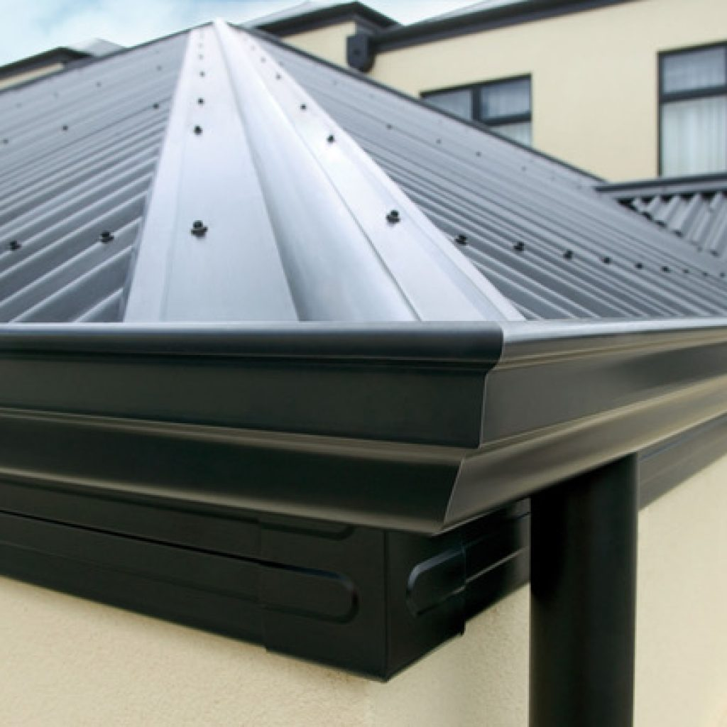 Seamless Guttering Supply Amp Installation Service